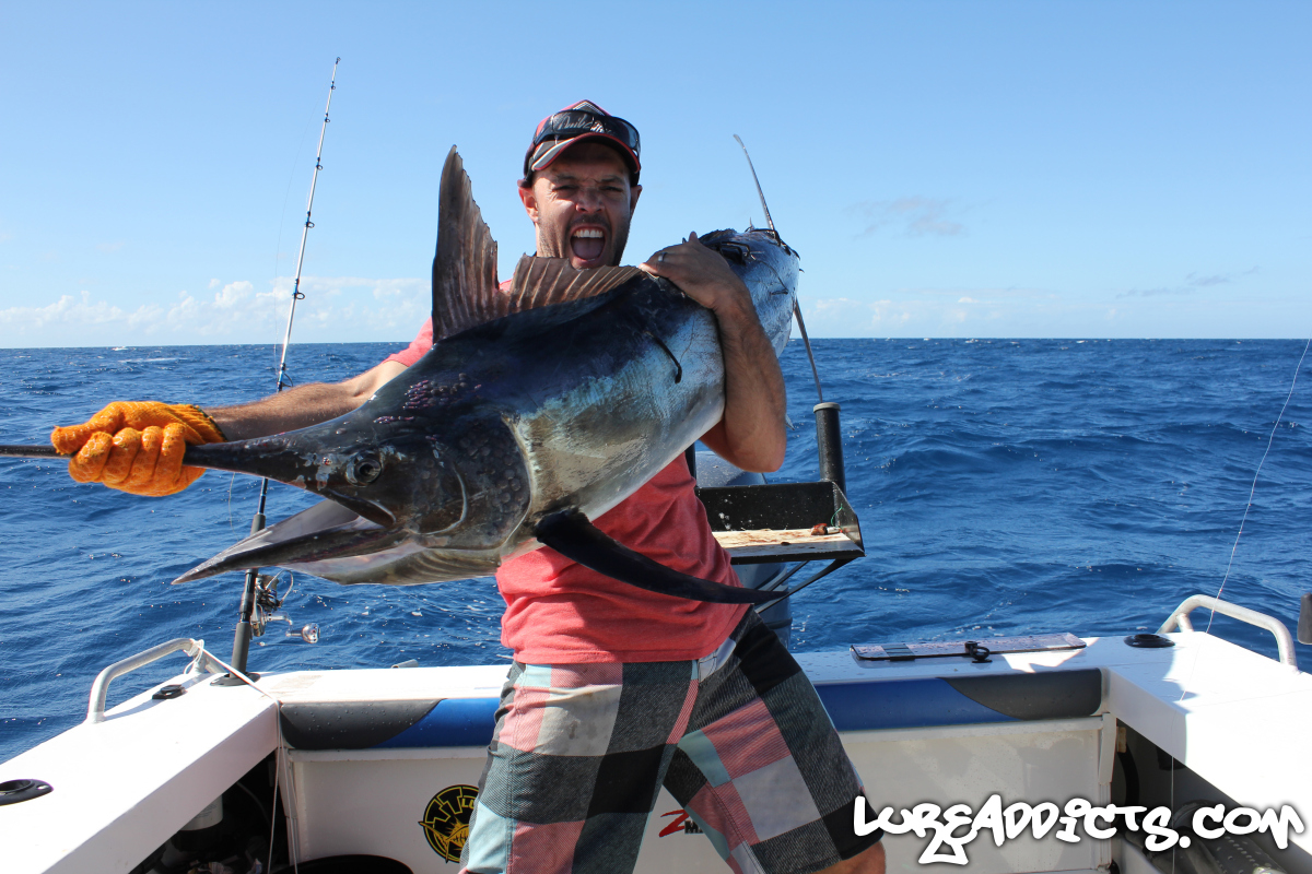 Solo black marlin it 39 s for Small fishing sponsors